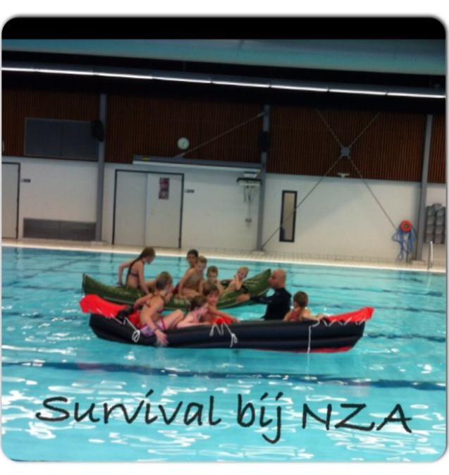 Snorkelen en de survival per april 2018!
